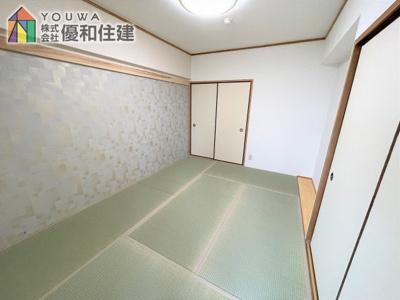 【和室】オープンハウス開催中! プレステージ西神戸