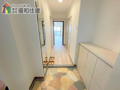 【玄関】オープンハウス開催中! プレステージ西神戸