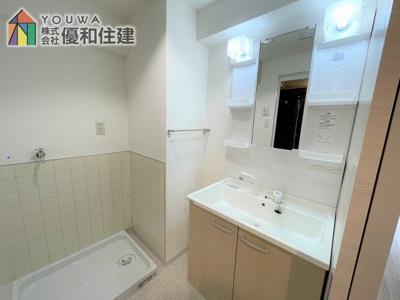 【独立洗面台】プレステージ西神戸