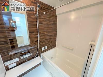 【浴室】オープンハウス開催中! プレステージ西神戸
