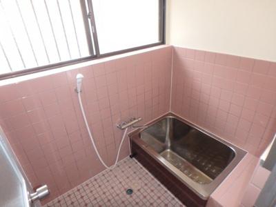 【浴室】北久米476-1仙波借家・