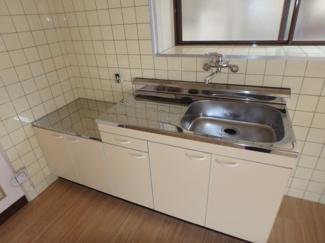 【キッチン】北久米476-1仙波借家・