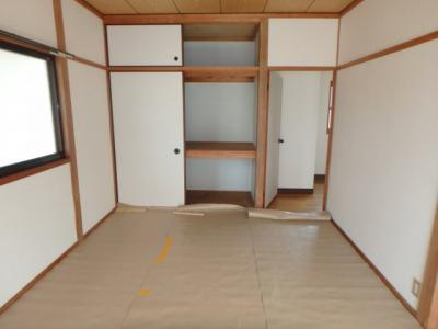 【和室】北久米476-1仙波借家・