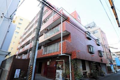 【現地写真】 総戸数23戸のマンションです♪