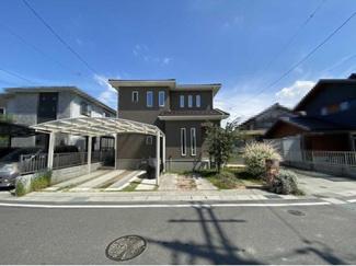 【外観】近江八幡市中小森町 中古戸建