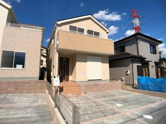 新京成線二和向台駅は徒歩22分です。