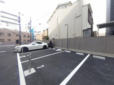 【駐車場】ハイグレード分譲マンション♪