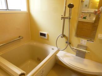 【浴室】近江八幡市日吉野町 中古戸建