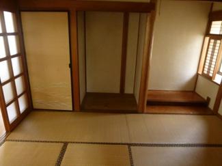【和室】近江八幡市日吉野町 中古戸建