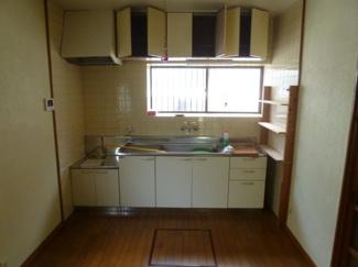 【キッチン】近江八幡市日吉野町 中古戸建