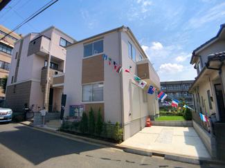 新京成線「前原」駅徒歩10分の全1棟の新築一戸建てです。
