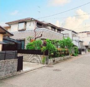 【外観】岩倉下在地町 平成9年築 二世帯同居可能