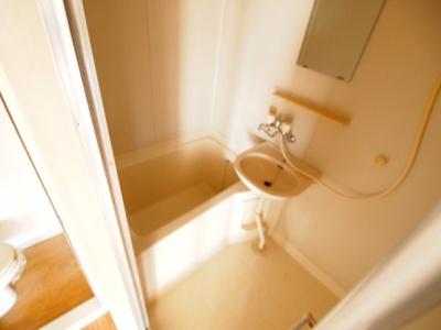 【浴室】ラフォーレ土気A