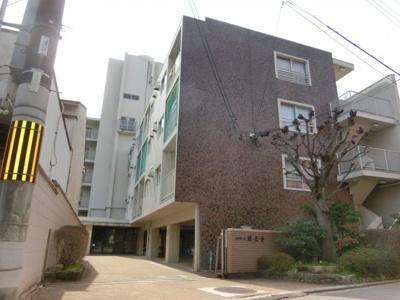 【外観】レジデンス浄土寺 1階(専用庭付)
