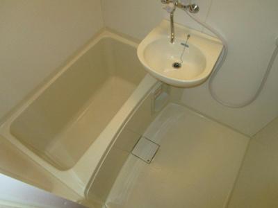 【浴室】三和ハイツ