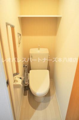 【トイレ】クレイノトウィンクルD