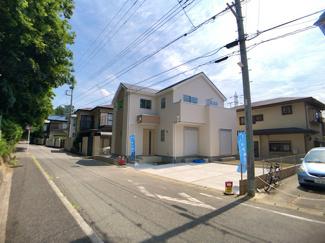 新京成線「前原」駅徒歩13分の全1棟の新築一戸建てです。