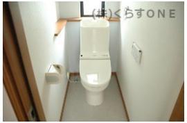 【トイレ】姫路市飾西/中古戸建