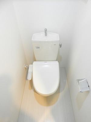 【トイレ】レオンコンフォート北浜