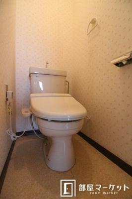 【トイレ】マンションHU