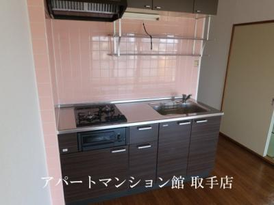 【キッチン】ル・マ・デュ・キャルム