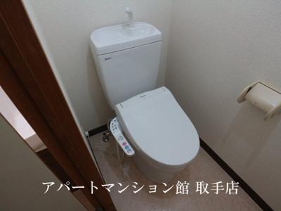【トイレ】ル・マ・デュ・キャルム