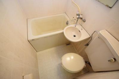 【浴室】中嶋ビル