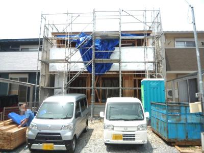 【外観】高知市瀬戸西町新築戸建