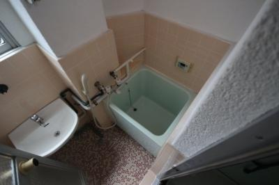 【浴室】石町コーポ