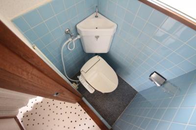 【トイレ】石町コーポ