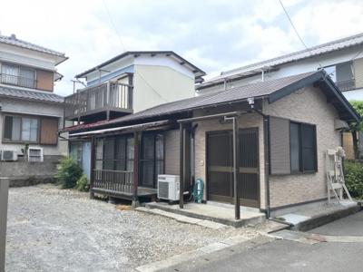 【外観】佐野1452-4貸家