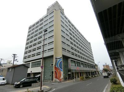 【外観】中安井町 374坪 2階店舗