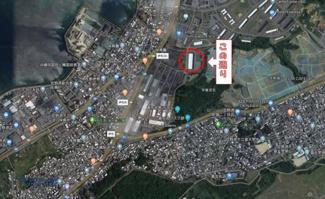 【外観】キャンプ瑞慶覧(448.3坪)