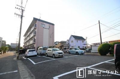 【駐車場】マンションTU