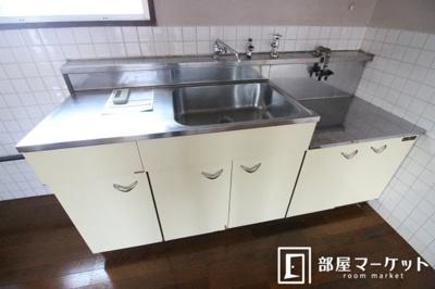 【キッチン】マンションTU