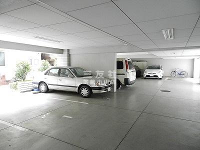 【駐車場】桃李邦