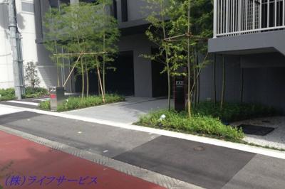 【エントランス】『エグゼ北大阪』