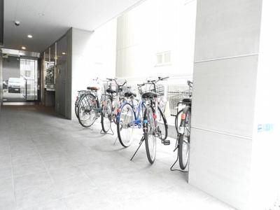 【駐車場】リヴィエール北久宝寺