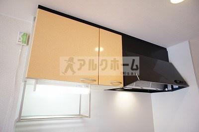 ブエナアビテート(八尾市太田・八尾南駅) キッチン