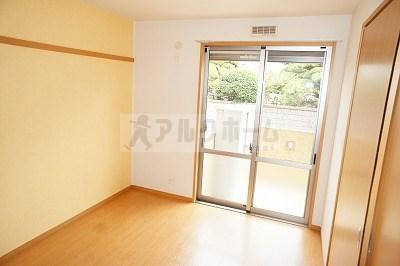 ブエナアビテート(八尾市太田・八尾南駅) 寝室