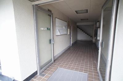 【エントランス】市隆ハイツ塚口