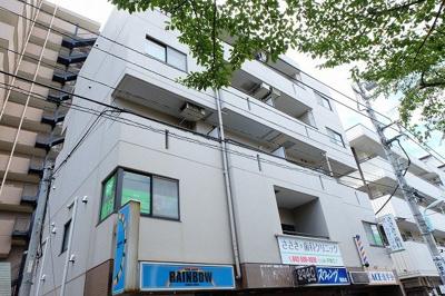 【外観】KINMATSU-HATSU BLD