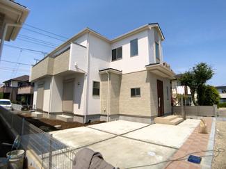 新京成線「習志野」駅徒歩18分の全2棟の新築一戸建てです。