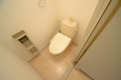 【トイレ】ディアス六甲