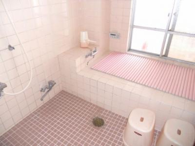 【浴室】ドミトリー太田