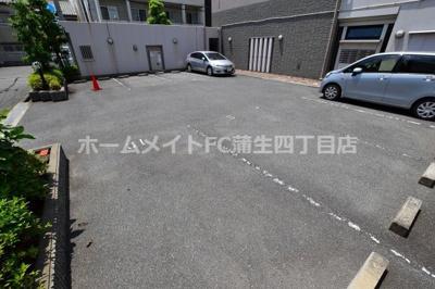 【駐車場】ピュアライズ京橋