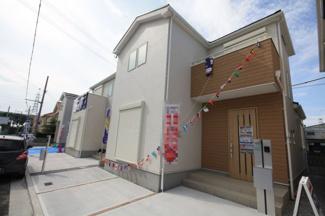 全4区画 全棟完成済み 地震に強い「IDS工法」採用しています 保証充実 安心して購入できます