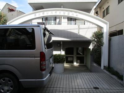 【エントランス】ガーデンハウス東高円寺