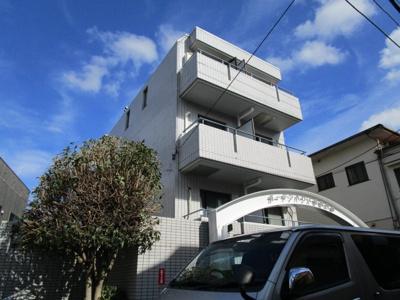 【外観】ガーデンハウス東高円寺