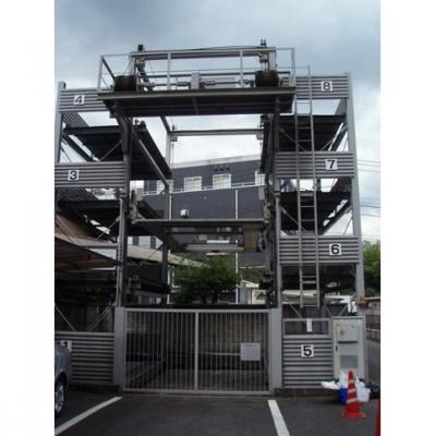 【内装】グローイングシティー大和田 駐車場